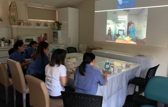 Staff group study