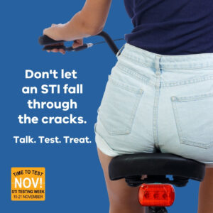 Testing For & Treating STIs (Sexually Transmitted Infections)