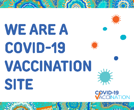 Getting your COVID Vaccine from Kings Park Medical Centre